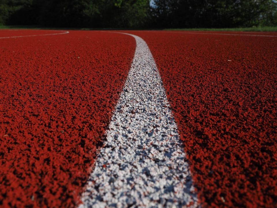 Line, Mark, Stripes, White, Tartan Track, Career