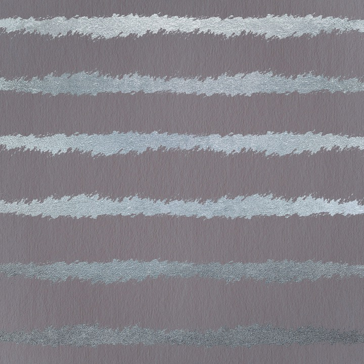 Stripes, Torn, Pattern, Silver, Lines, Background