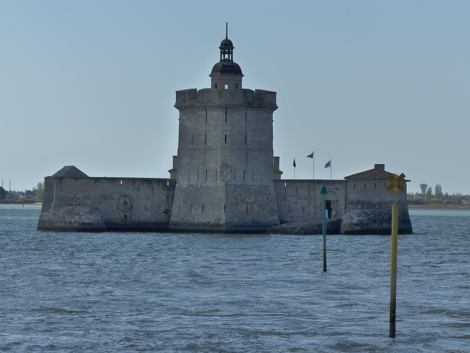 Strong Louvois, Military Fort, Ile, Bourcefranc
