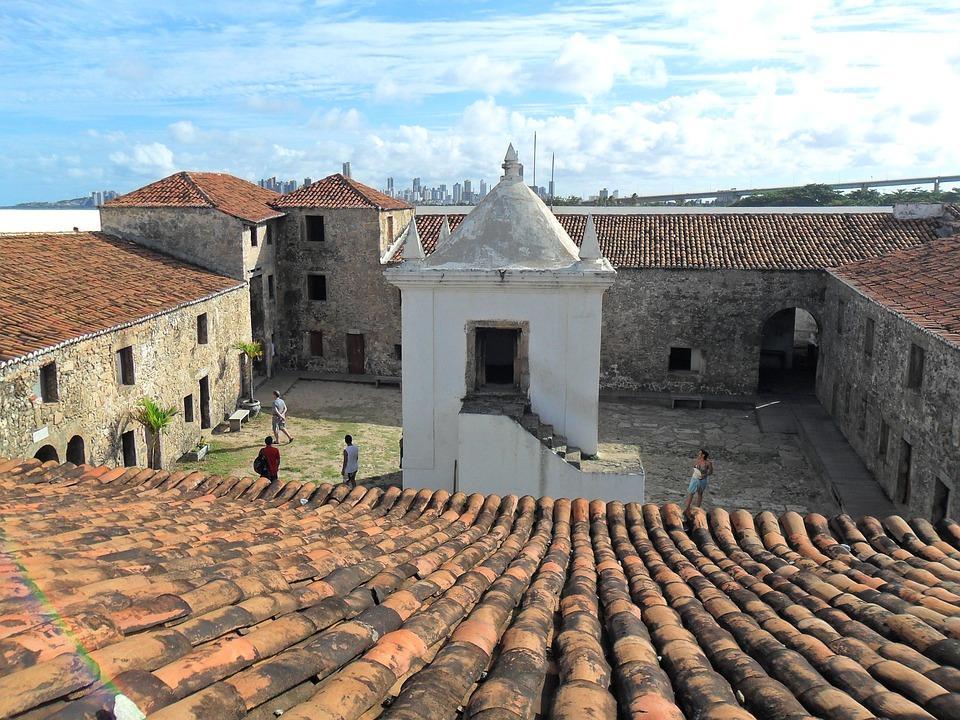Natal Rn, Northeast, Brazil, Fortress, Strong