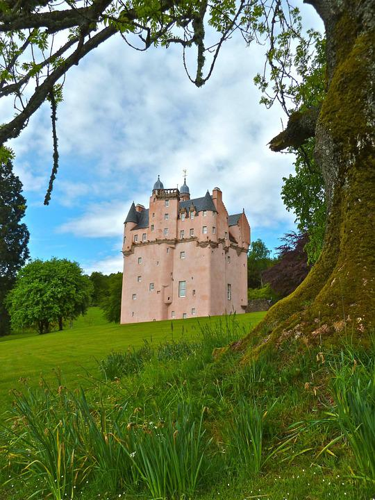 Stronghold, Castle, Fortress, Historical, Scotland