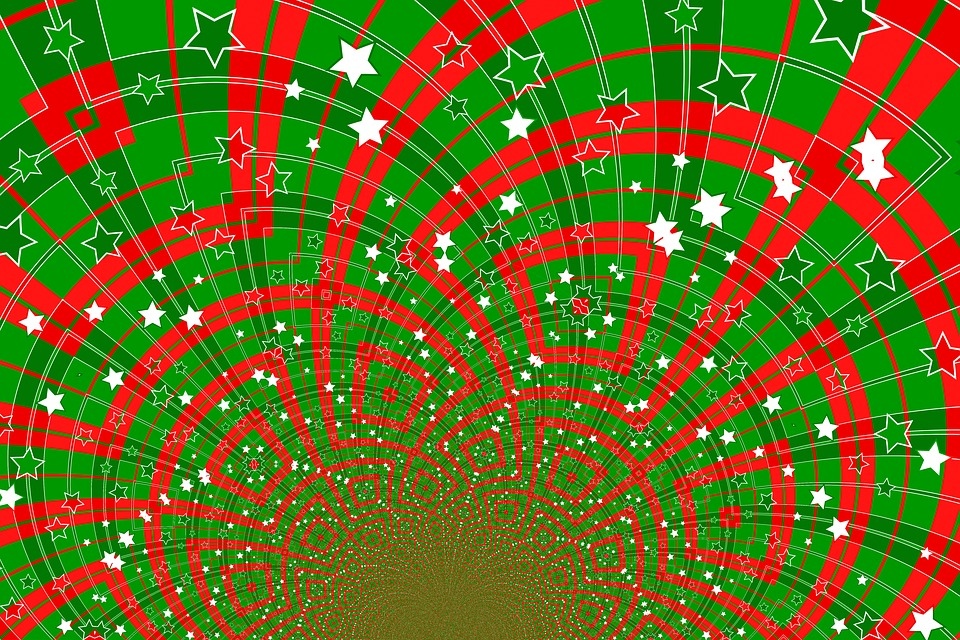 Background, Abstract, Christmas, Pattern, Structure