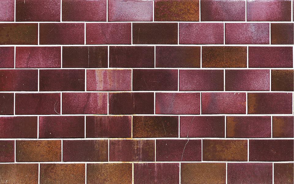 Facade, Clinker, Tile, Background, Pattern, Structure