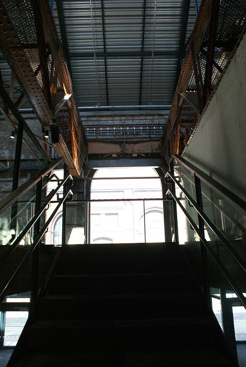 Industry, Light, Structure, Modern