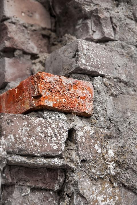 Wall, Brick, Background, Texture, Structure, Masonry