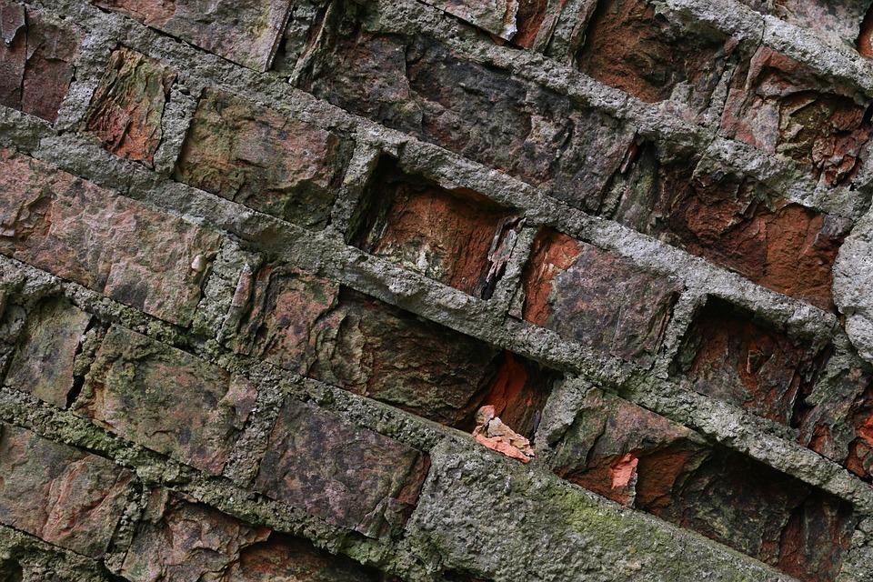 Wall, Structure, Brick, Masonry, Texture