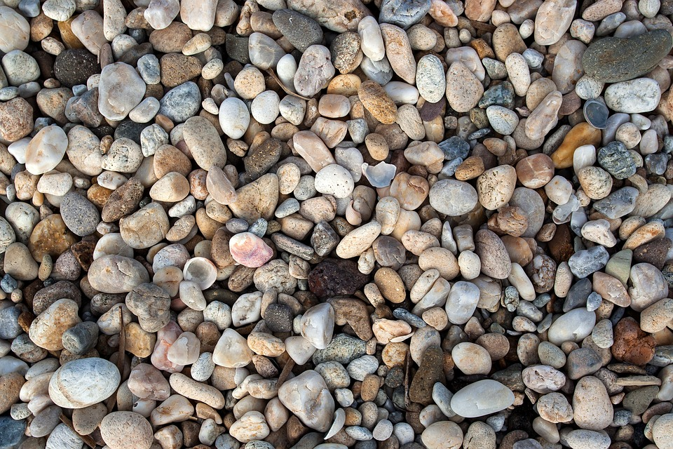 Pebbles, Background, Structure, Texture, Stones, Nature