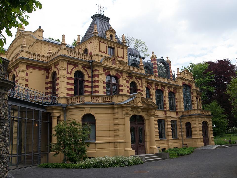Augsburg, Places Of Interest, Bavaria, Structures