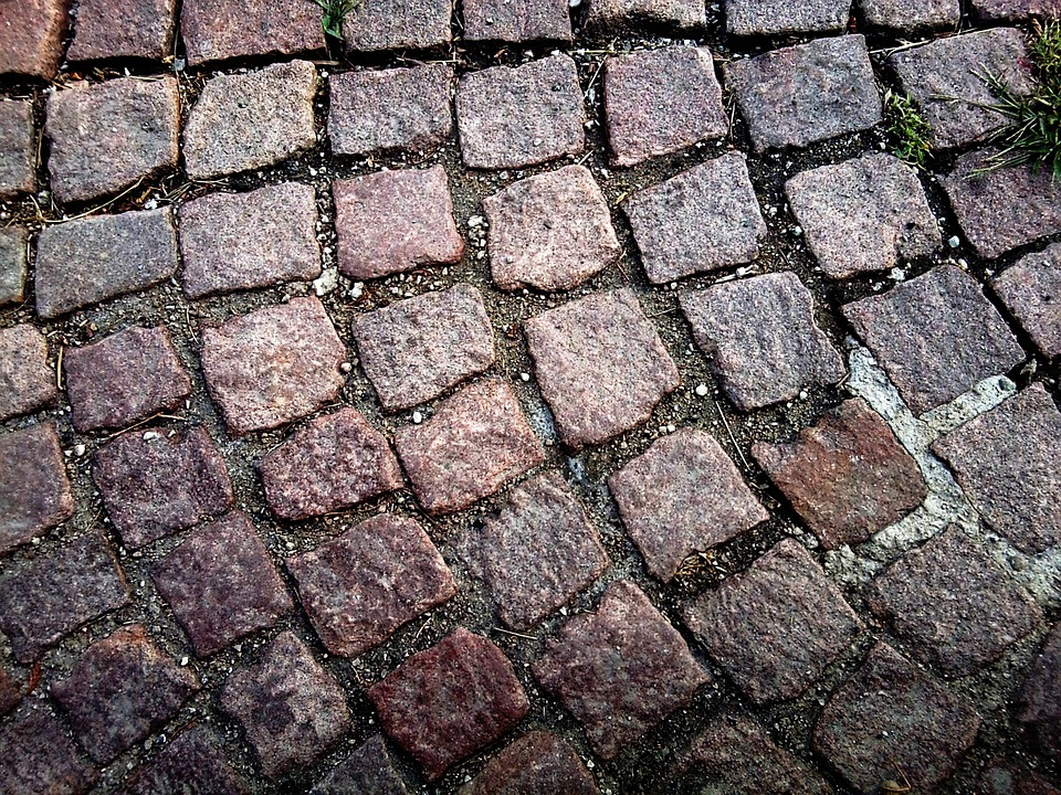 Pattern, Beauty, Structures, Ground, Paving Stones