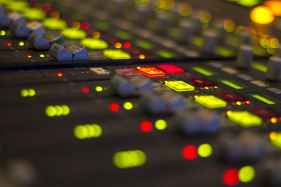 Radio, Mixer, Audio, Studio, Media, Technology