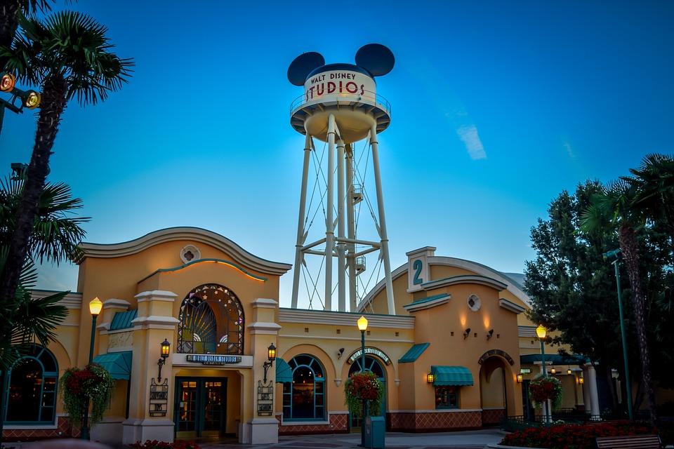 Disneyland, Disney, Studios, Architecture, Walt Disney