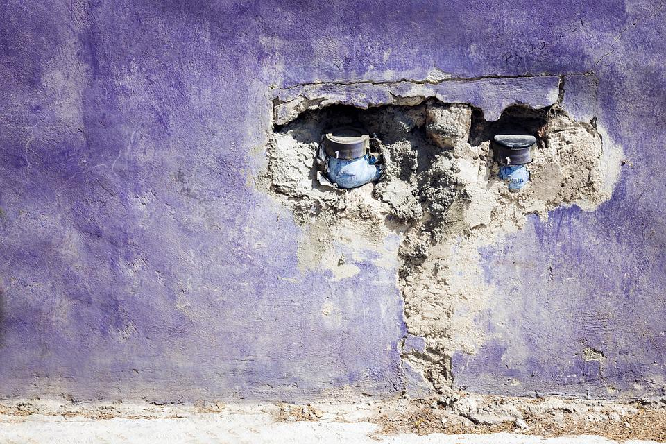 Wall, Street, Colorful, Urban, Hipster, Style, Cement