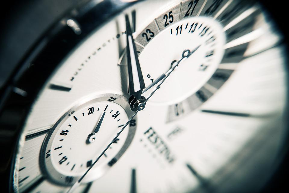 Clock, Time, Watch, Hours, Minutes, Seconds, Style