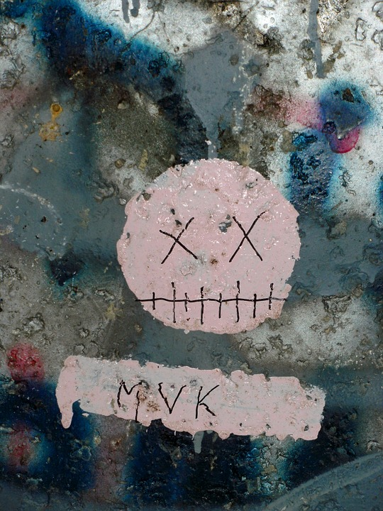 Graffiti, Face, Abstract, Portrait, Creative, Style