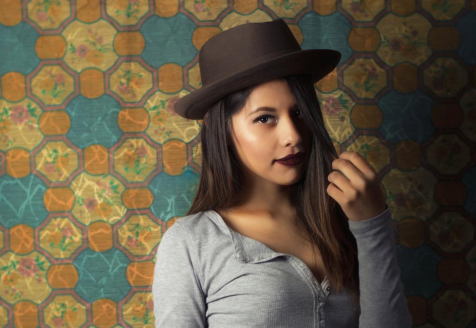 Woman, Fashion, Model, Style, Stylish Woman, Hat