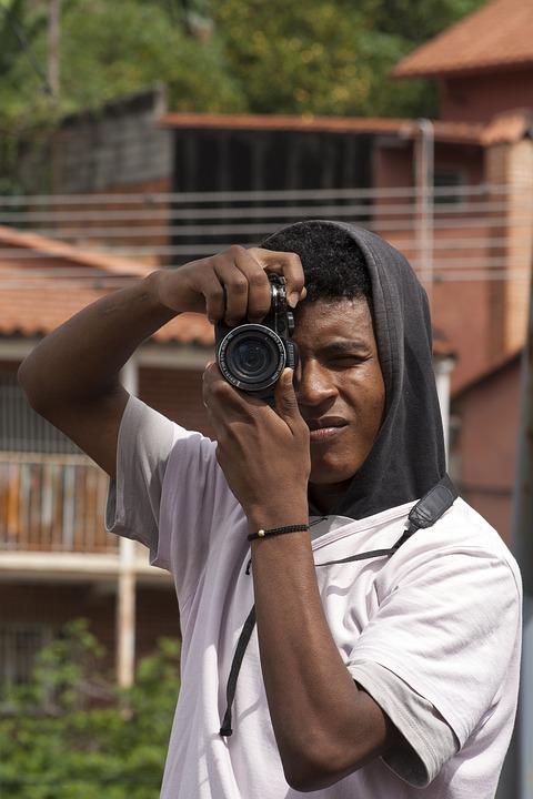 Man, Portrait, Pose, Camera, Hoody, Style, Fashion