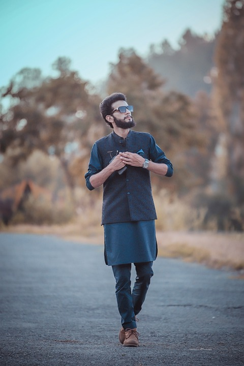 Kurta, Style, Culture, Religion, Dress, Boy, Glasses