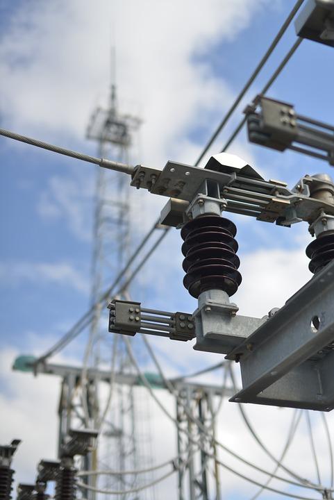 Substation, Power, Rashidinia, Equipment