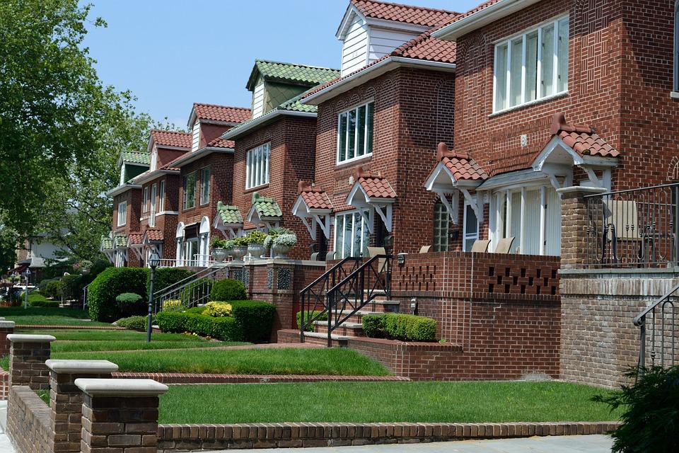 Residential, Home, Dwelling, Neighborhood, Suburb