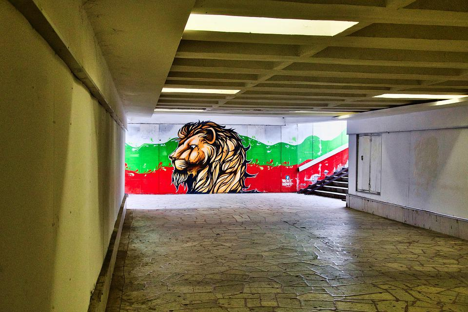 Free Photo Subway Artistic Art Wall Graffiti Painting Artist Max Pixel