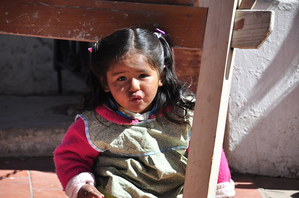 Child, Girl, Peru, Cute, Faces, Quechua, Sucre