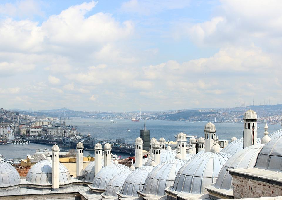 Süleymaniye, Cami, Istanbul, Turkey