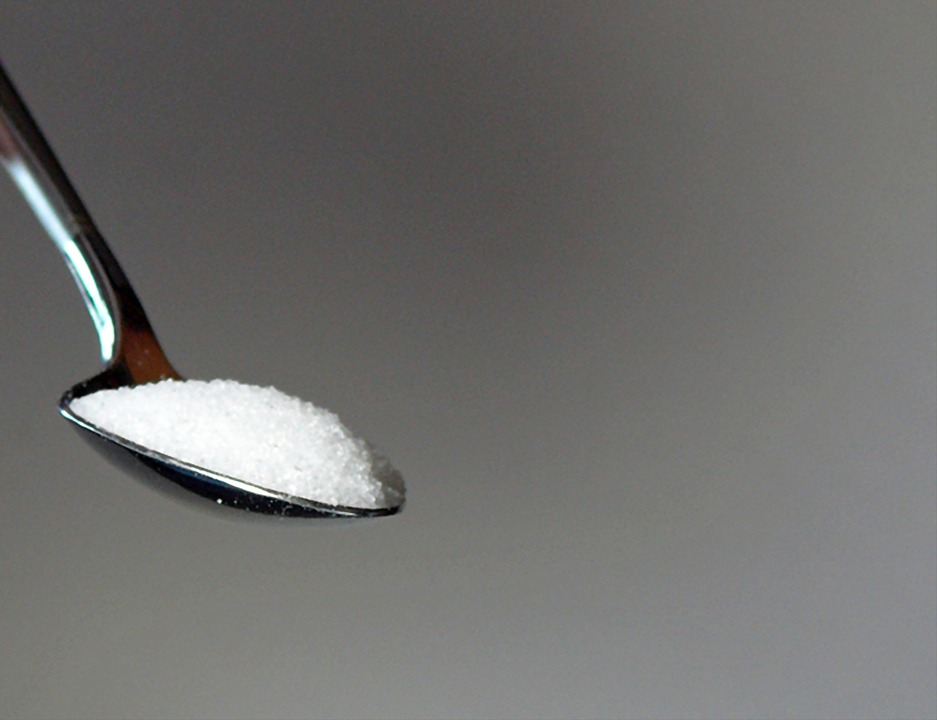 Sugar, Spoon, Sugar Scoop, Sweet, Sweeteners, Cutlery