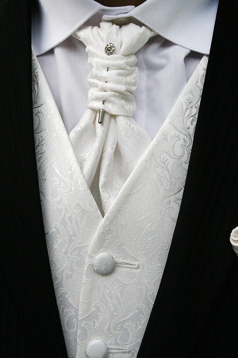 White tie is the most formal dress code