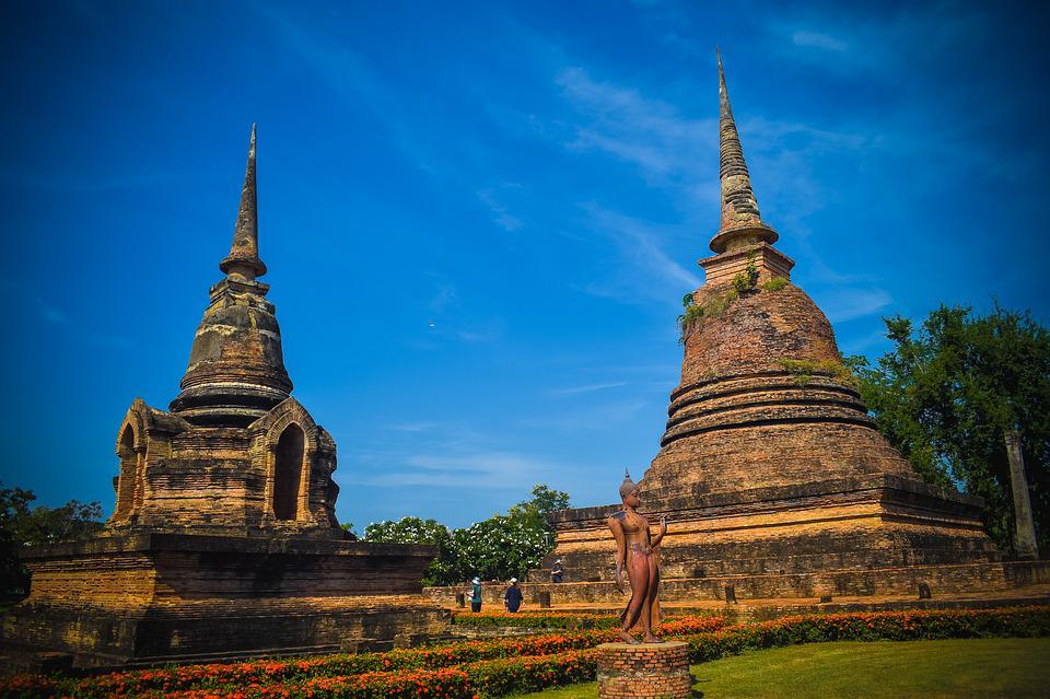 Sukhothai Historical Park, City Of Joy