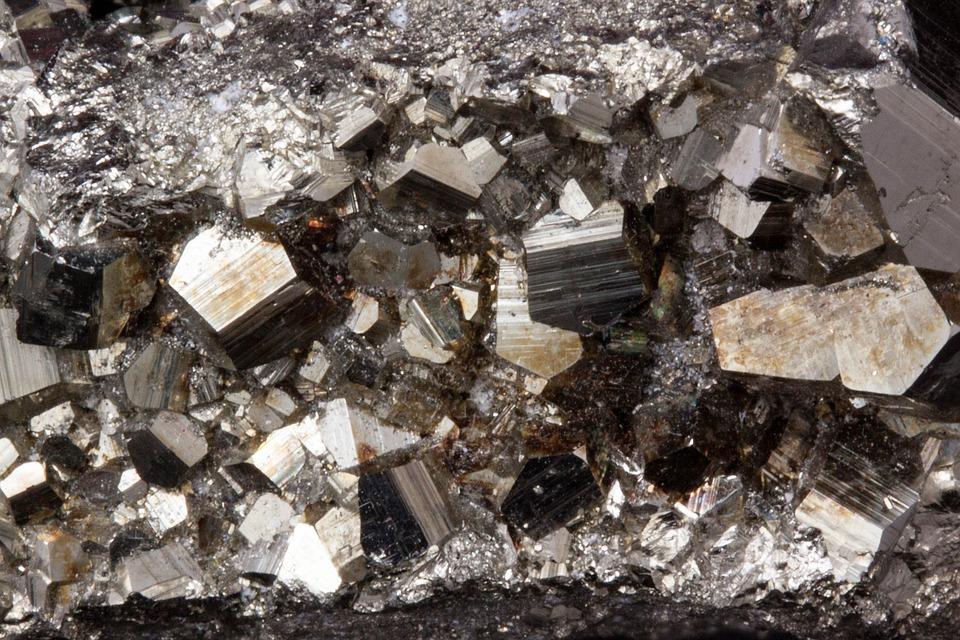 Pyrite, Pyrites, Mineral, Sulfide, Iron, Sulfur