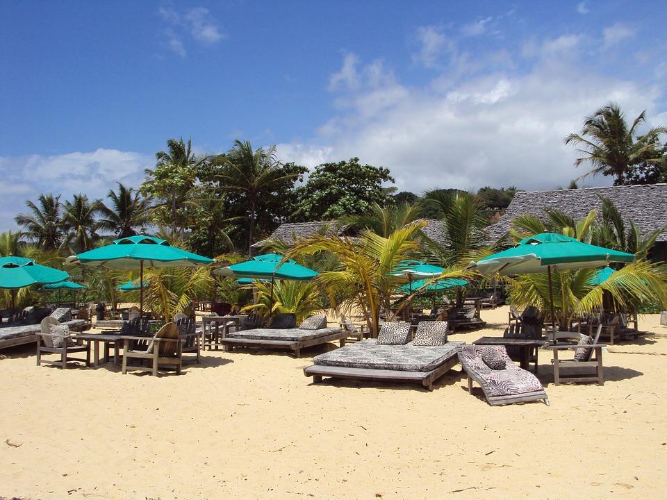 Beach, Trancoso, Bahia, Cottage, Mar, Summer, Trip