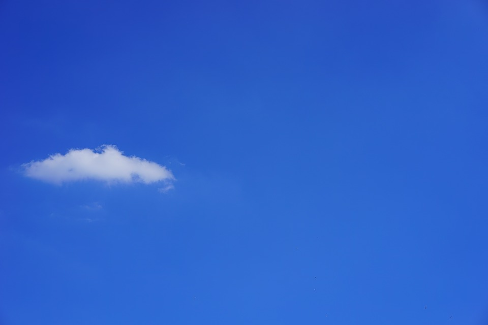 Cloud, Sky, Blue, Clouds Form, Summer, Summer Day