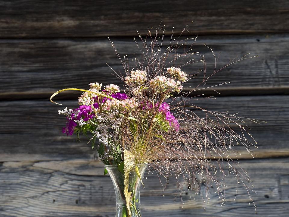 Flowers, Bouquet, Decoration, Flowering, Summer Flowers