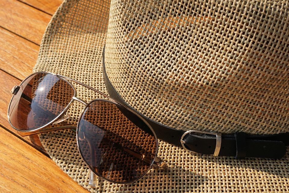 Sunglasses, Glasses, Sun, Sun Protection, Summer