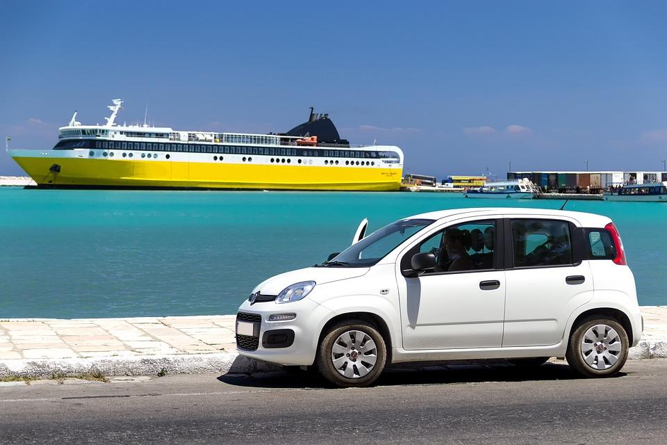 Car Rental, Greece, Holiday, Tourism, Summer