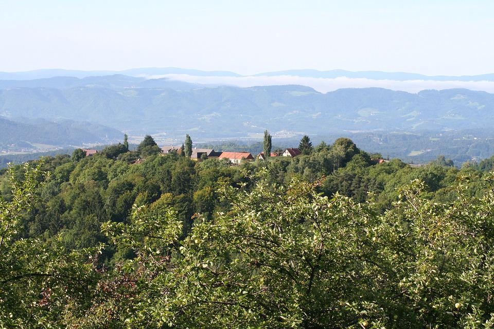 Southern Styria, Nature, Landscape, Summer