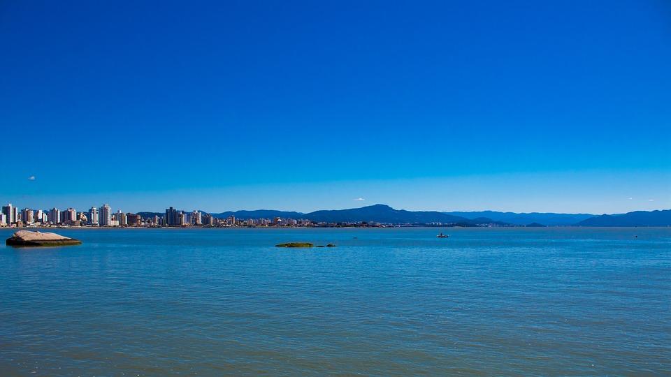 Florianópolis, Mar, Beach, Nature, Summer, Water