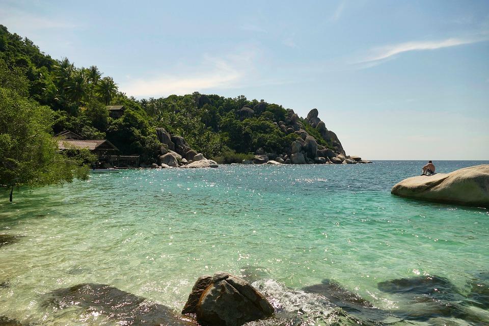 Sea, Turquoise, Water, Ocean, Nature, Beach, Summer