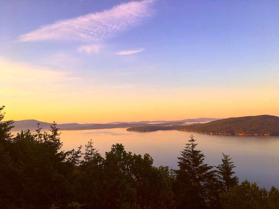 Landscape, Valley, Nature, Mountain, Outdoor, Summer