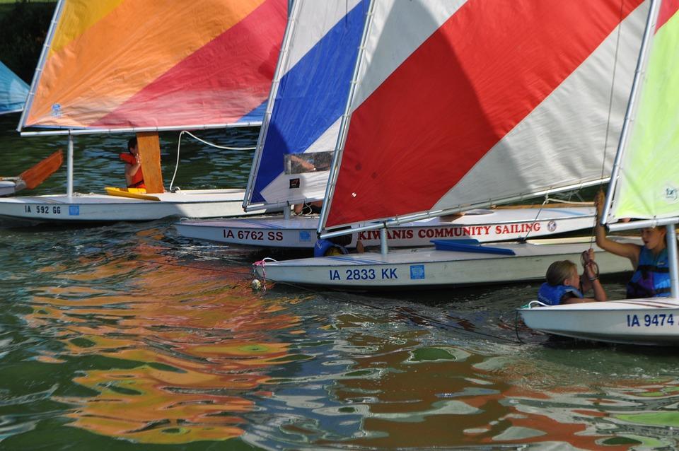 Sailboats, Boats, Sail, Yacht, Travel, Summer, Nautical