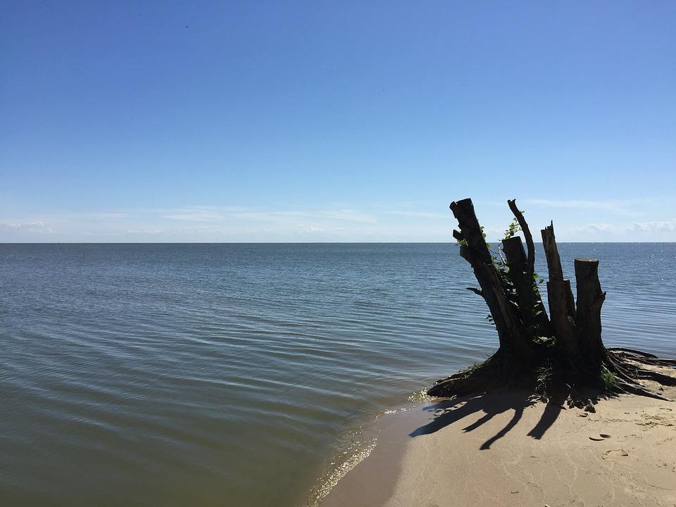 Nida, Lithuania, Water, Ocean, Beach, Summer, Nature