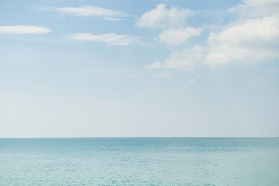 Nature, Summer, Outdoors, Sand, Sky, Sea, Beach