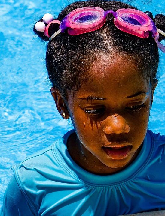 Child, Pool, Water, Swim, Play, Fun, Summer