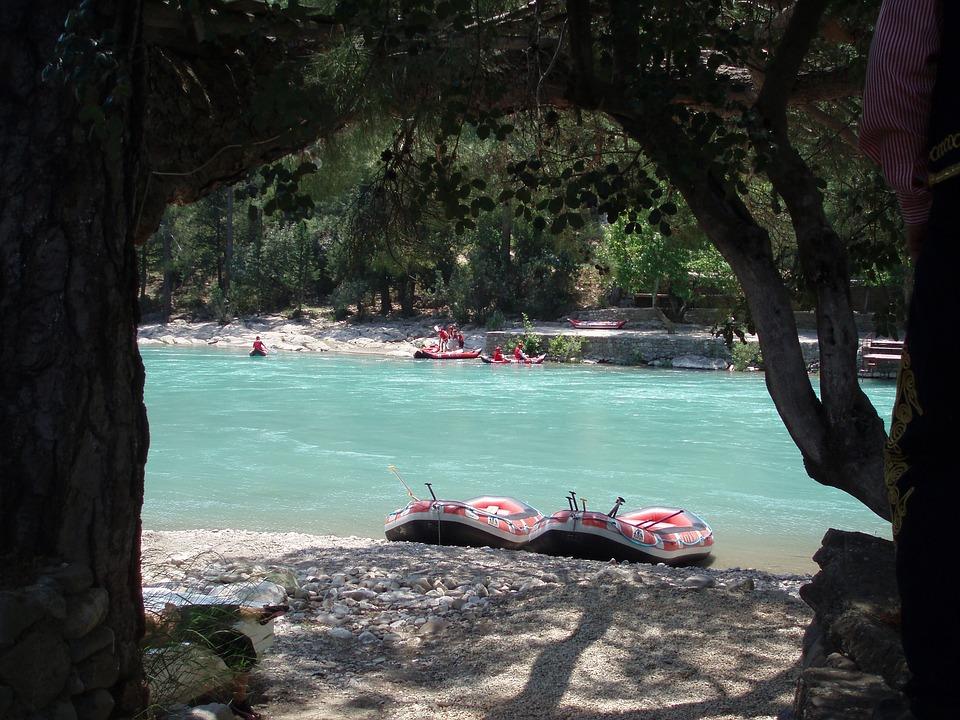 Turkey, Rafting, Kayak, Summer