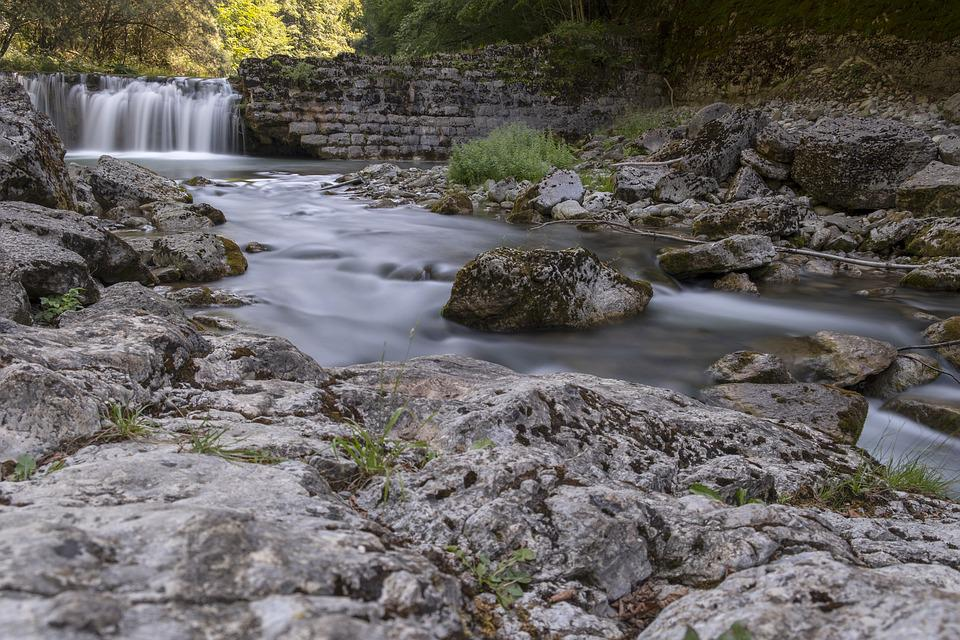River, Waterpolo, Long-exposure, Mood, Summer, Walk