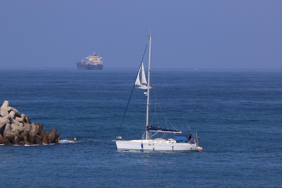 Sea, Sail, Bos, Sailing, Sailboat, Boat, Summer, Sunset