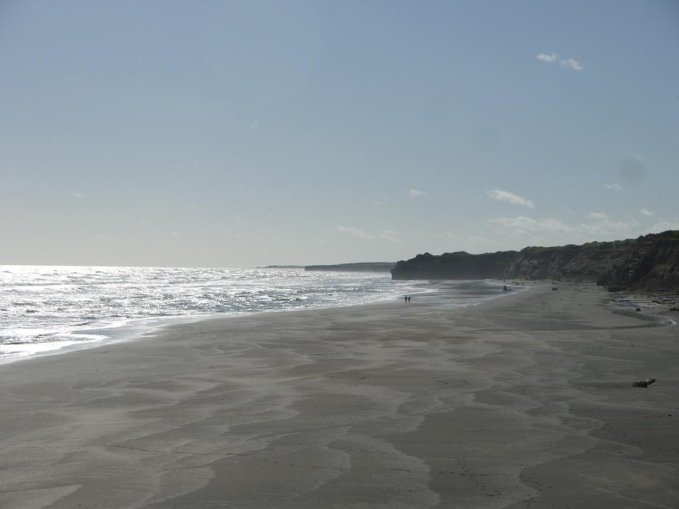 Sand, Seascape, Sea, Beach, Ocean, Summer, Travel