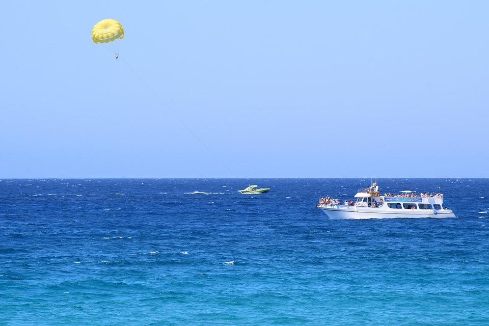Summer, Boats, Water Sports, Sea, Vacation, Season