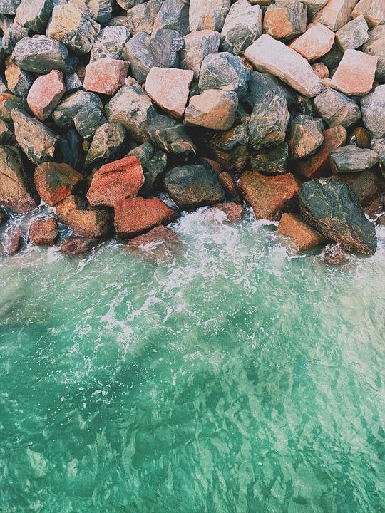 Water, Pool, Blue, Sea, Texture, Summer, Clear, Ocean