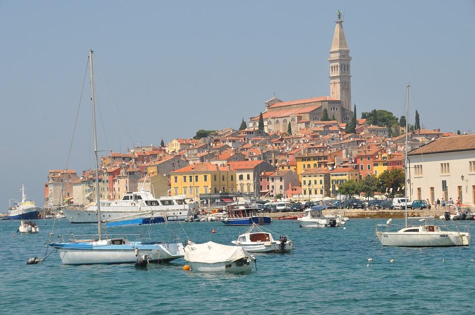 Croatia, Summer, Vacations, Sea, Water, Boat, Sky